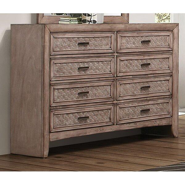 Hammer 8 Drawer Dresser by Bayou Breeze