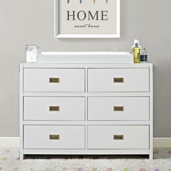 Benbrook Changing Dresser by Greyleigh