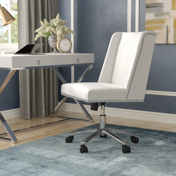 Rozar High-Back Desk Chair by Willa Arlo Interiors
