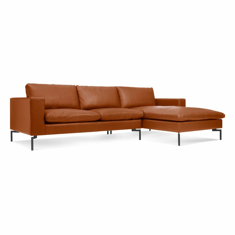 Blu Dot The New Standard Sectional Collection Amp Reviews