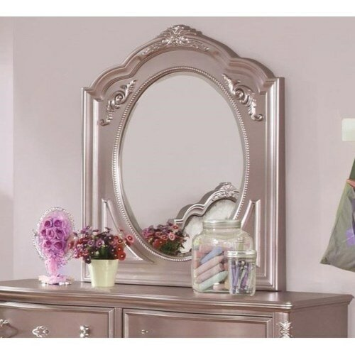Whitney Arched Dresser Mirror by Viv + Rae
