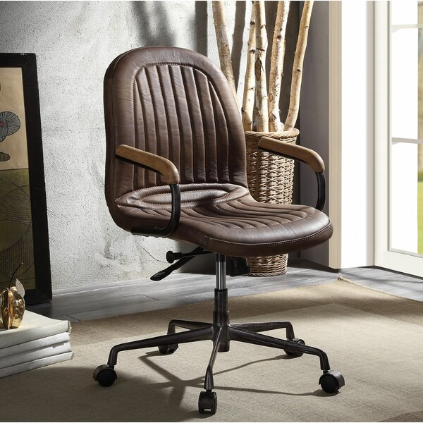 Willem Executive Office Chair by 17 Stories
