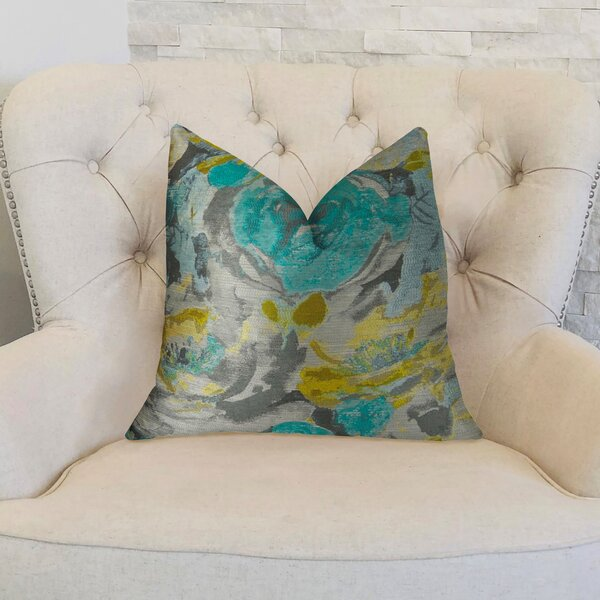 Truro Double Sided Throw Pillow by Plutus Brands