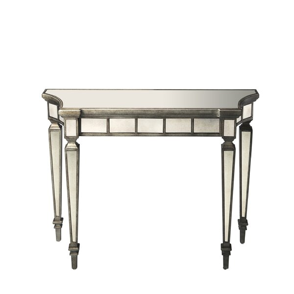 Fanning Console Table By House Of Hampton
