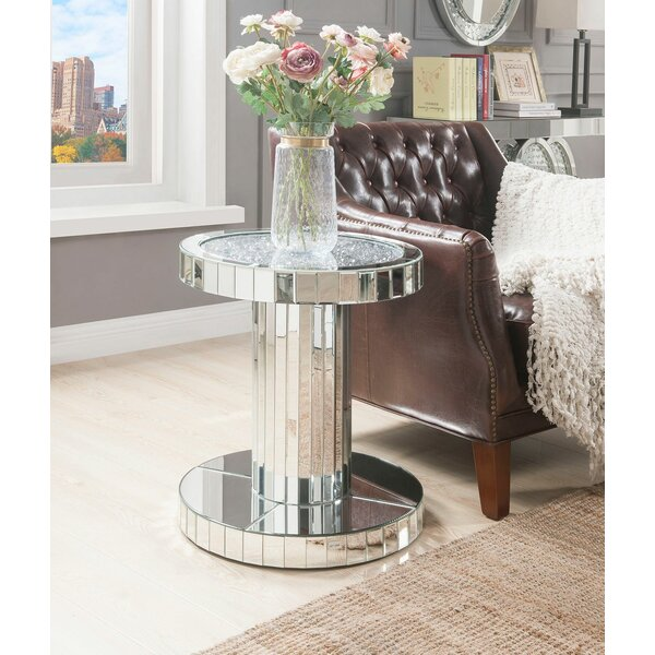 Perea End Table By Everly Quinn