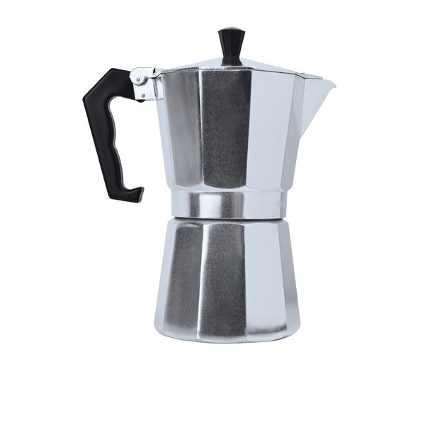 Aluminum Espresso Maker by Primula