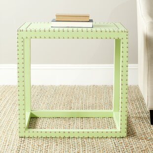 Top Reviews Nicollette End Table by Mercer41