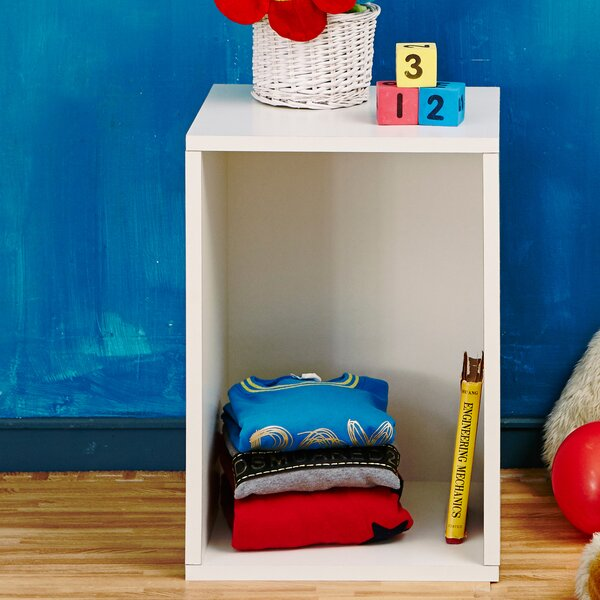 Verticle Storage Box Standard Bookcase by Way Basics