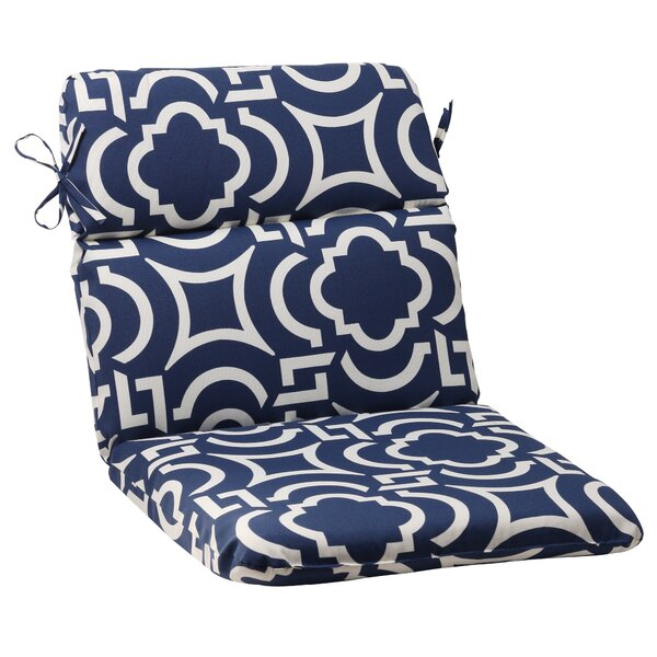 Carmody Indoor/Outdoor Chair Cushion by Pillow Perfect