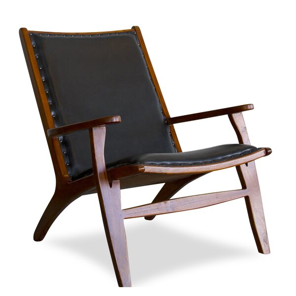 Aarush Lounge Chair by Foundry Select