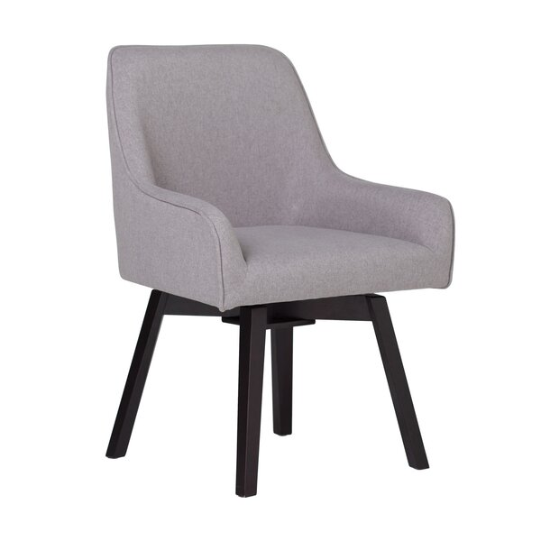 Buford Swivel Armchair By Ebern Designs