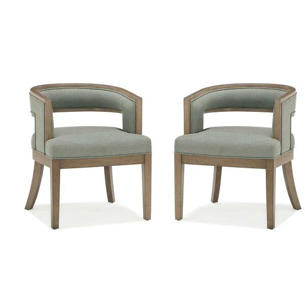 Ashtyn Barrel Chair (Set Of 2) By Ophelia & Co.