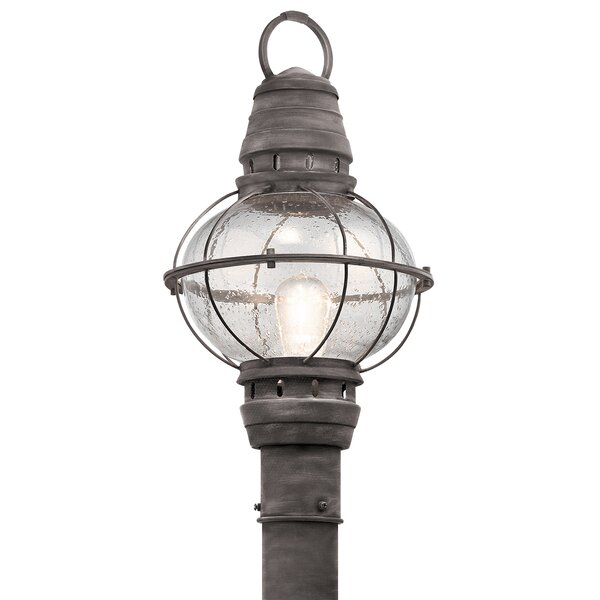 Seaport Outdoor 1-Light Lantern Head by Breakwater Bay
