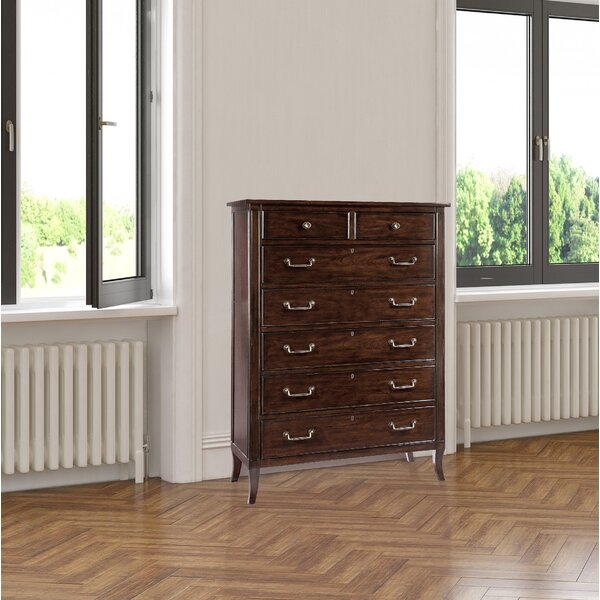 Ellianna 7 Drawer Standard Chest by Darby Home Co
