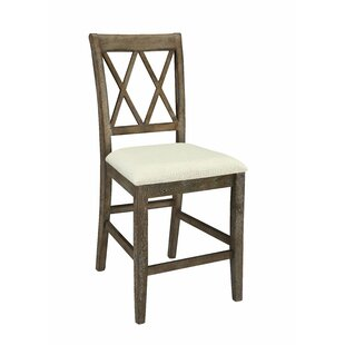 Rosy 26 Bar Stool (Set of 2) by Gracie Oaks