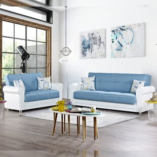 Bellefonte Configurable Living Room Set by Orren Ellis