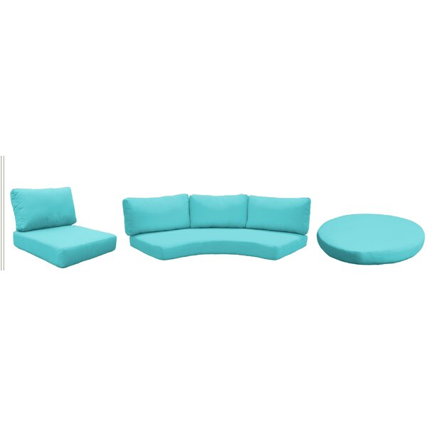 Kenwick Indoor/Outdoor Cushion Cover by Sol 72 Outdoor Sol 72 Outdoor