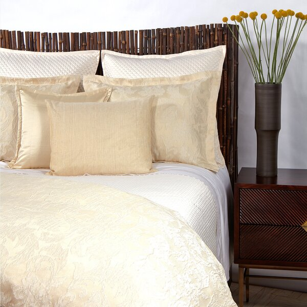 Single Diamond Reversible Coverlet Set