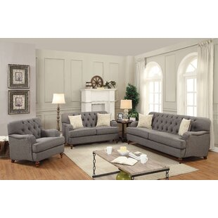Lytham Configurable Living Room Set by Three Posts
