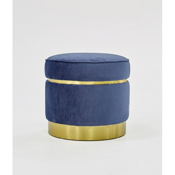 Norwell Ottoman by Everly Quinn