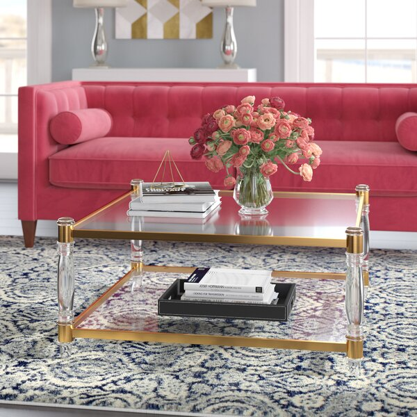 O'Hara Coffee Table With Storage By Willa Arlo Interiors