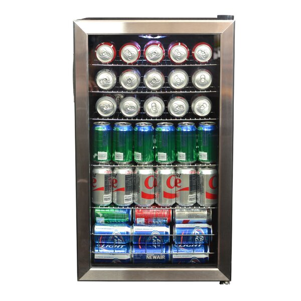 18.25-inch 3.4 cu. ft. Beverage Center by NewAir
