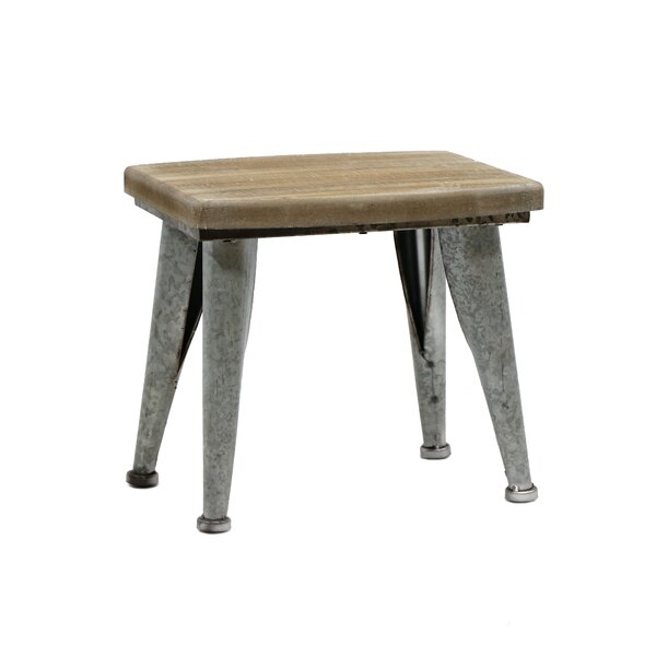 Dilbeck Accent Stool by 17 Stories