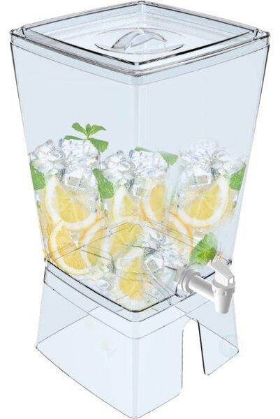 Stackable 179.2 oz Beverage Dispenser (Set of 2) by Symple Stuff