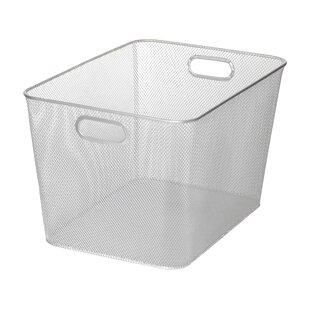 Etonnant Mesh Open Bin Storage Basket
