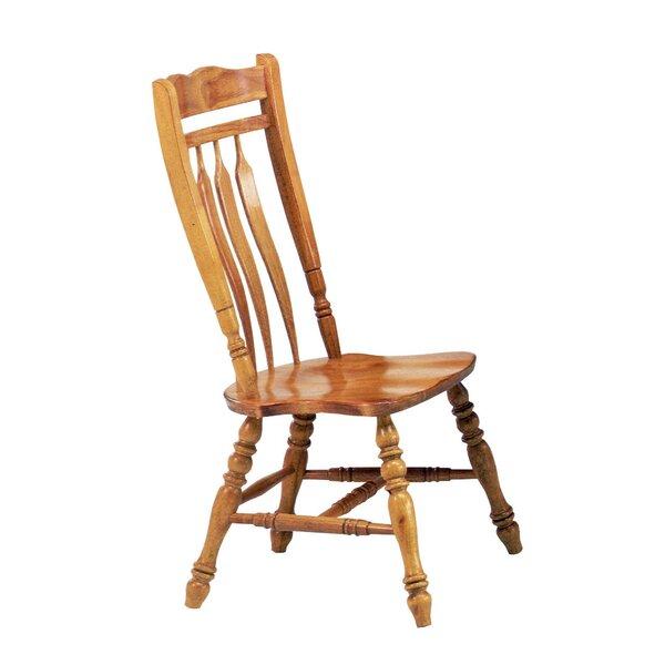 Stromberg Comfort Back Side Chair (Set of 2) by Loon Peak