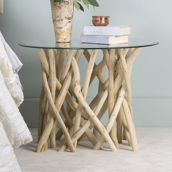 Vitiello End Table By Highland Dunes #1