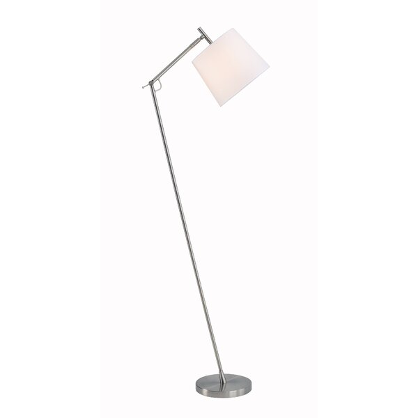 Manke 60 Task Floor Lamp by Orren Ellis