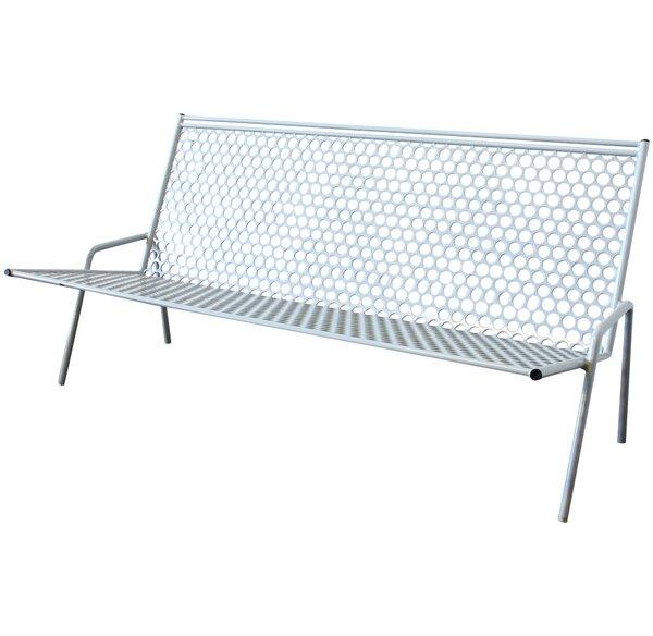 Howard Series Steel Garden Bench by RAD Furniture