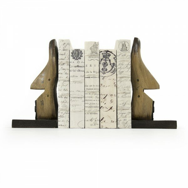 Shoe Bookends by Red Barrel Studio