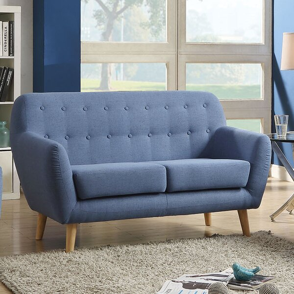 Barefoot Loveseat by George Oliver