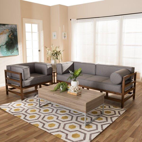 Feltner 2 Piece Living Room Set by Ivy Bronx
