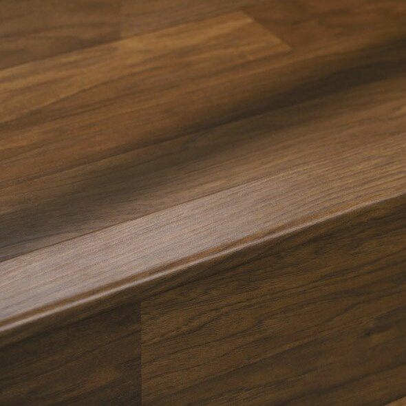 0.78 x 2.25 x 94 Stair Nose in Walnut by Quick-Step