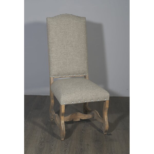 Ronaldo Upholstered Dining Chair by One Allium Way