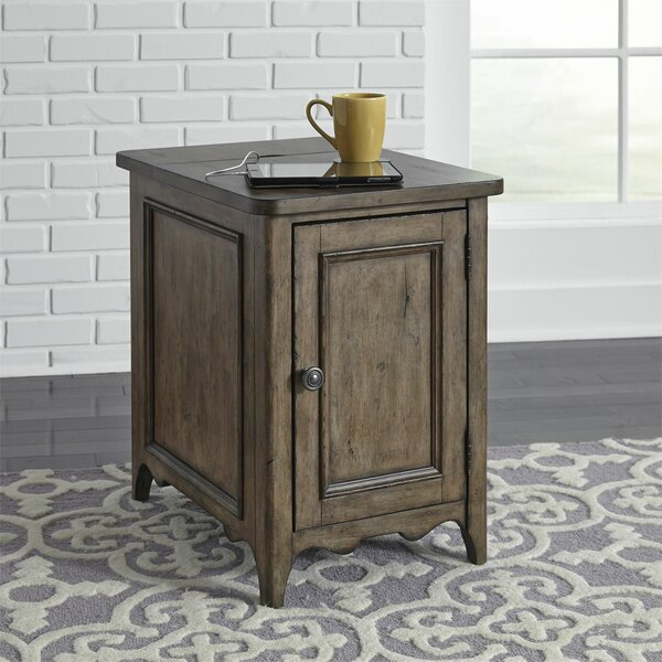 Gandy End Table with Storage by Astoria Grand Astoria Grand