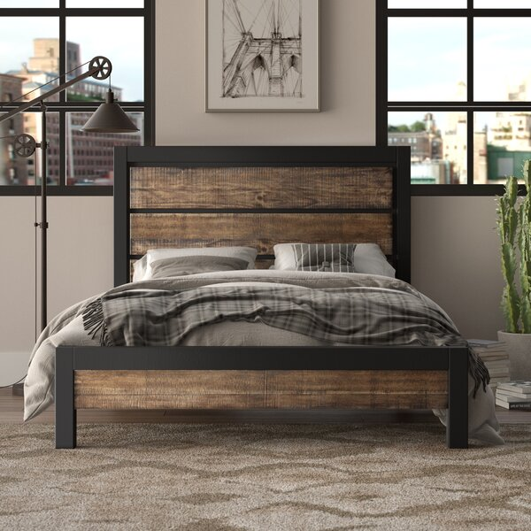 Pittson Platform Bed by Trent Austin Design