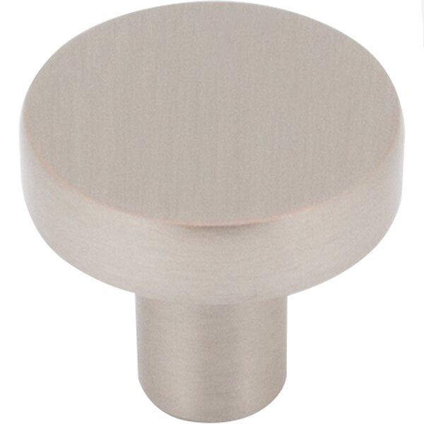 Contemporary Round Mushroom Knob by Stone Harbor Hardware