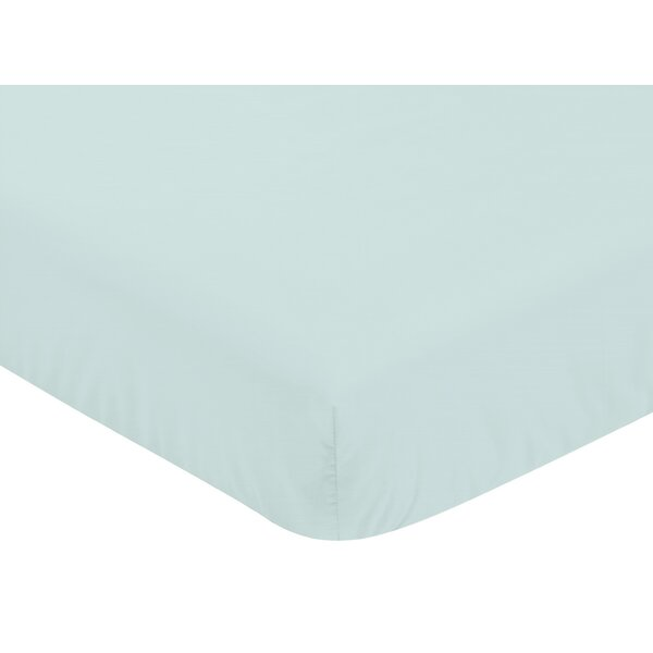Mountains Fitted Crib Sheet by Sweet Jojo Designs