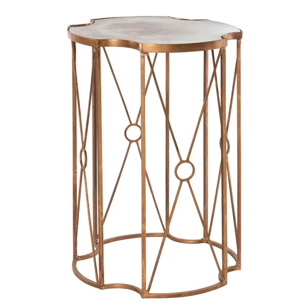 Marlene Tall End Table by Aidan Gray Aidan Gray