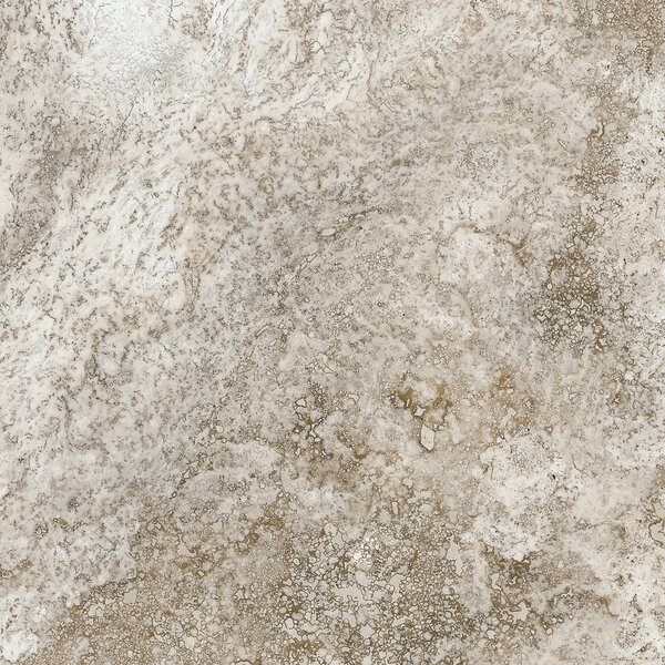Baroque 6 x 6 Porcelain Field Tile in Brown by Parvatile