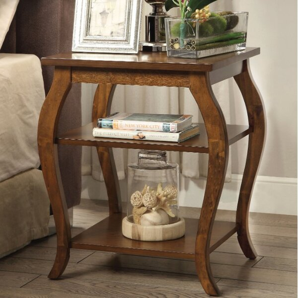 Fosdick End Table by Winston Porter