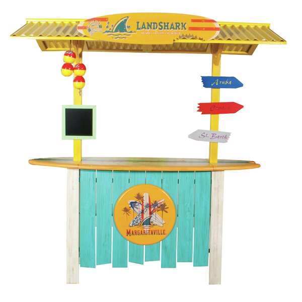Landshark Tiki Bar by Margaritaville