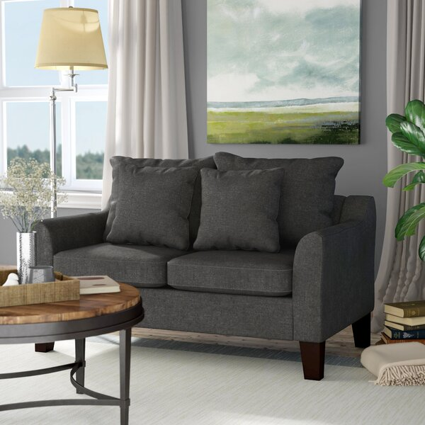 Michael Classic Loveseat By Winston Porter