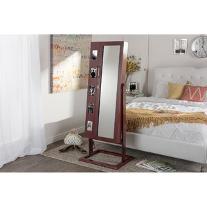 Roberta Double Door Storage Jewelry Ar..
