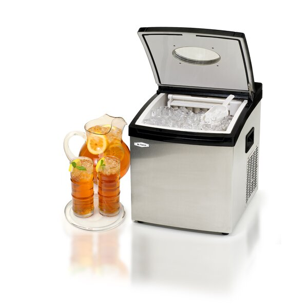 Mr. Freeze 30 lb. Daily Production Portable Ice Maker by Elite by Maxi-Matic
