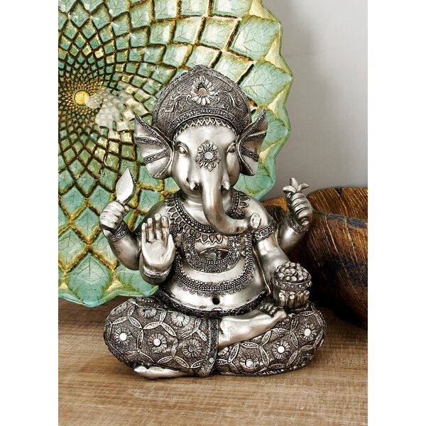 Ganesh Figurine by Cole & Grey